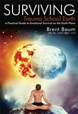 book cover: Surviving Trauma School Earth